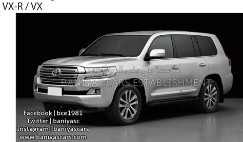 toyota lexus 2017 2017 toyota land cruiser and lexus lx facelift leaked in