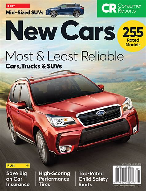 Consumer Reports Car Books by Consumer Reports Bookstore Magazines