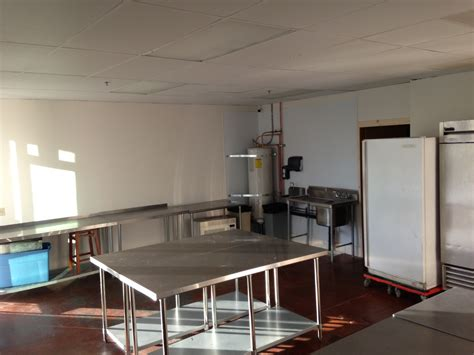 Cold Kitchen by Facilities Oceanside Commercial Kitchen