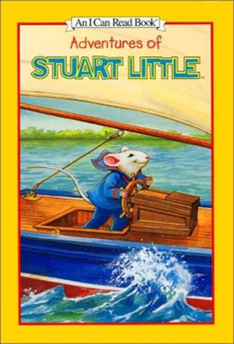 stuart little at the library an i can read picture book by hill hardcover barnes noble 174 adventures of stuart little i can read series by hill 9780760771112 hardcover