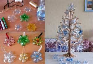 Ornament Chandelier Diy Diy Recycled Plastic Bottle Crafts Recycled Things