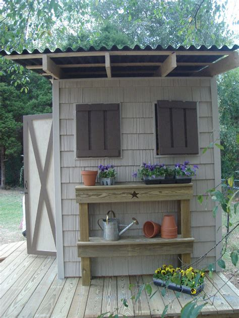 Outdoor Living Designs Garden Shed Ideas Interior Garden Shed Design Ideas