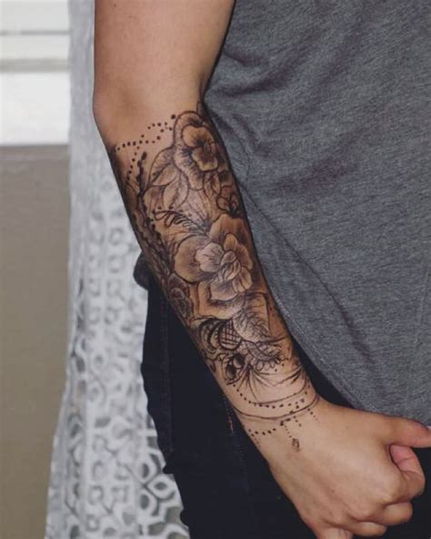 wrist to elbow tattoo sleeve 23 forearm sleeve designs ideas design trends