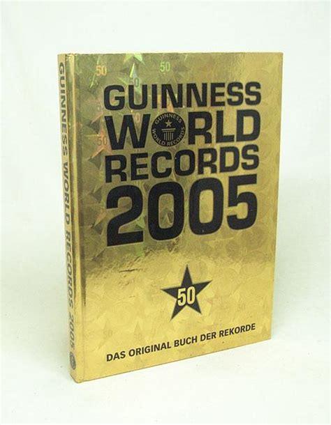 guinness world records 2005 0851121926 guinness world records 2005 zvab