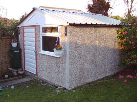 sheds workshops other buildings r page concrete