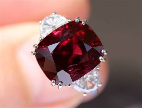 Ruby Beryllium 1 81 Cts 2042 best images about rings on white gold