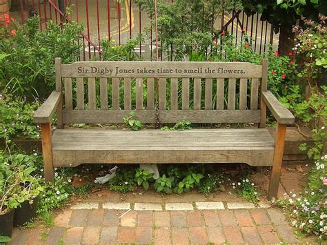 london s famous bench dedications londonist