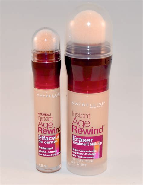 Maybelline Instant Age Rewind Eraser Circle Treatment featured product maybelline instant age rewind eraser