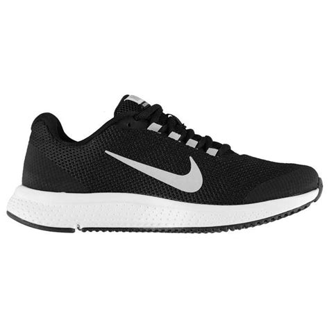sports direct black shoes nike nike runallday running shoes trainers