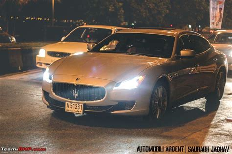 Maserati India by Pics Report Maserati India Launch