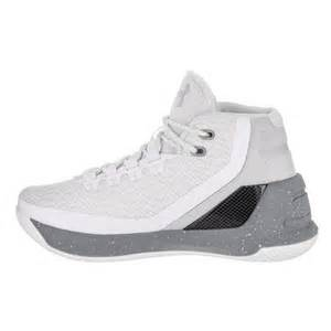 white armour basketball shoes youth armour white curry iii basketball shoes nba