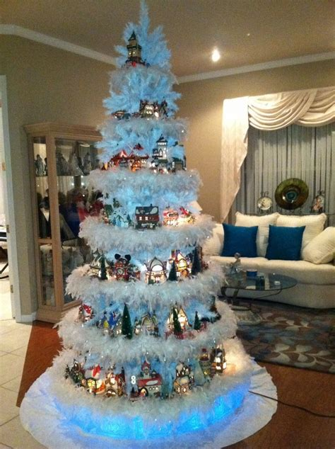 1000 images about christmas village in the tree on pinterest