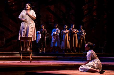 the color purple review theater review the color purple national tour in chicago