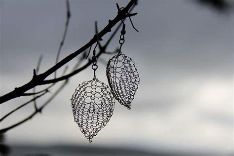 wire pattern wonderful diy wire crochet jewelry free pattern