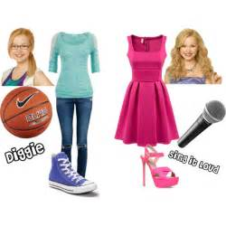 liv and maddie polyvore