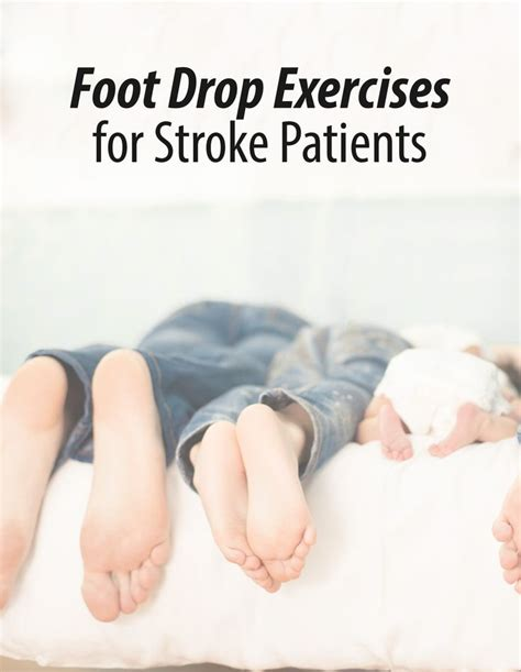 65 best foot drop exercises images on foot drop exercise workouts and exercises