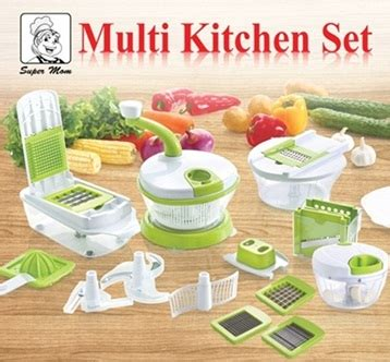 Multi Kitchen Set Dari Jaco jaco multi kitchen set jaco home shopping