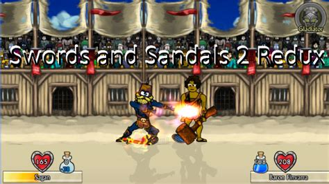 best game mod android apk swords and sandals 2 redux mod apk android free download