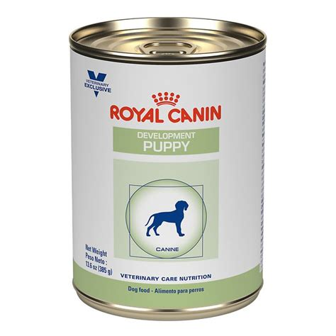 royal canin canned food royal canin veterinary diet development puppy canned food 13 6 oz of 24