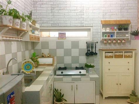 inspirasi terbaru dapur minimalis sederhana mungil
