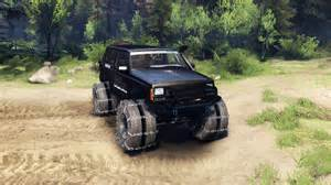 Jeep Xj Tires Jeep Xj V1 3 Country Black For Spin Tires