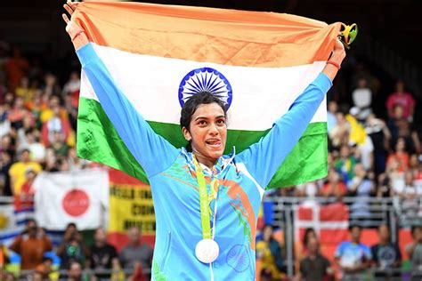 india winner 2016 pv sindhu fights bravely wins silver in