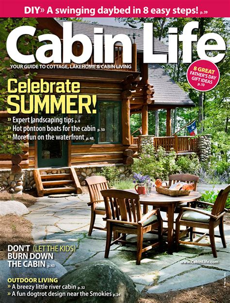 cabin magazine subscription discount renewal