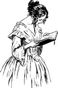 Free vector graphic: Reader, Book, Symbol, Icon, Reading