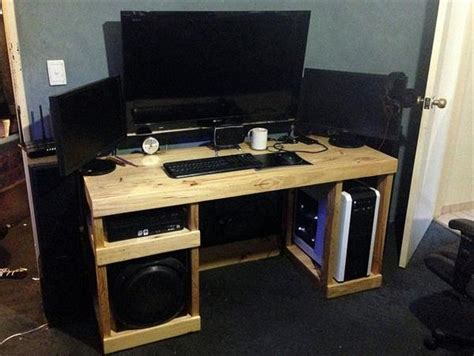 Diy Computer Desks 10 Diy Computer Desk Design Ideas Newnist