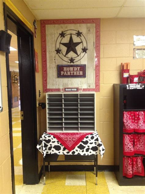 182 best images about western theme classroom on