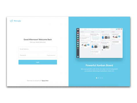 layout login sign up login page interaction by paresh khatri dribbble