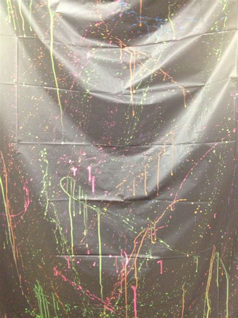21st birthday table cloth glow in the take a black dollar store plastic