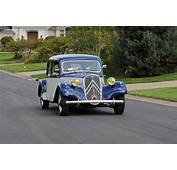1954 Citroen Traction Avant Image