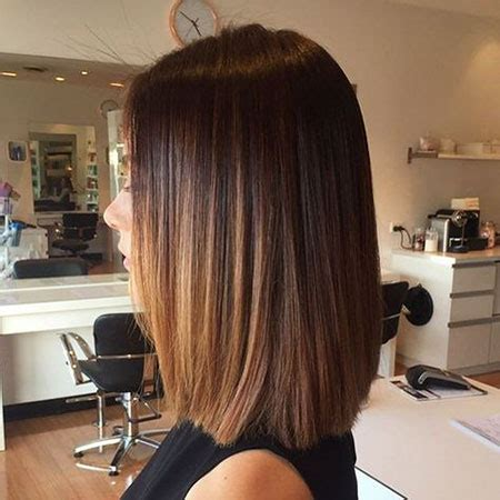Hairstyles For Shoulder Length Hair by 30 Shoulder Length Bob Haircuts 2017 Bob Hairstyles