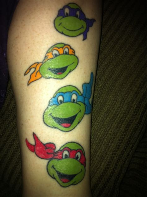 cartoon turtle tattoo designs tatto turtle designs