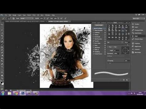 tutorial of adobe photoshop cs6 photoshop cs6 tutorial photo manipulation youtube