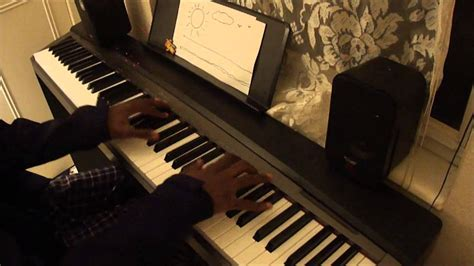 merry christmas  lawrence piano solo youtube