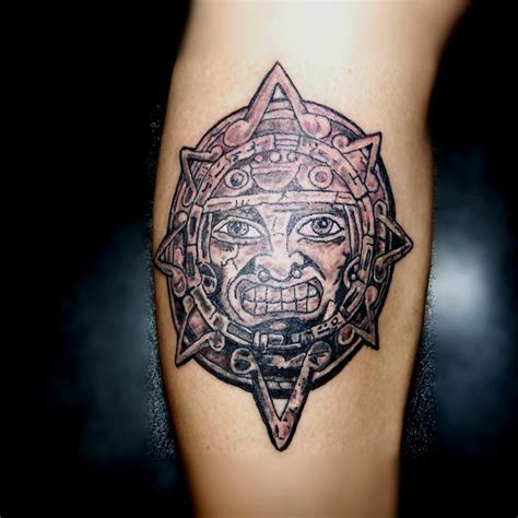 aztec tattoos u2013 page 5 1000 ideas about aztec designs on