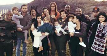 The kardashian christmas card revealed photo dog breeds picture