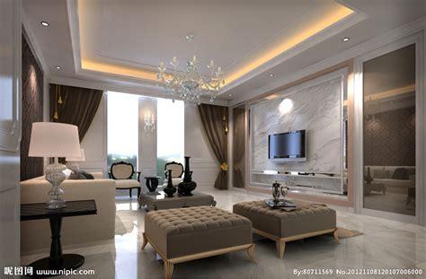 室内客厅设计图图片