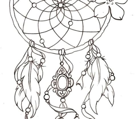dream catchers drawings kids coloring europe travel