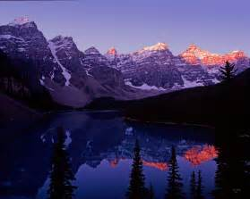 Thoughts of a wanderer moraine lake bc 1999