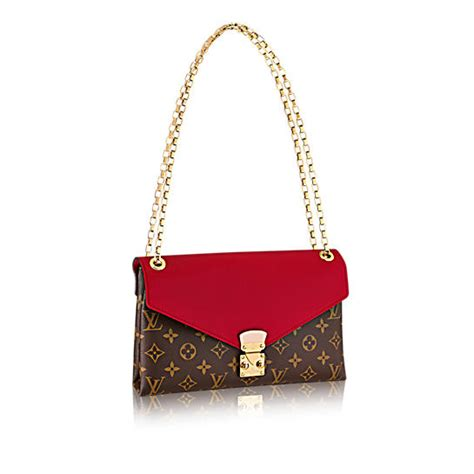 louis vuitton pallas chain flap bag reference guide