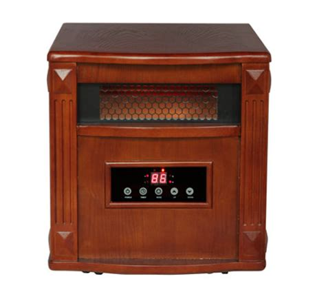 american comfort heater american comfort 1500w 5200 btu infrared portable heater