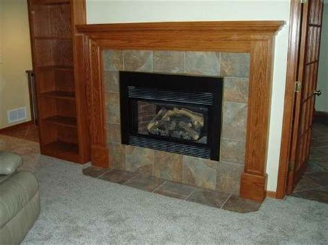 Tiled Fireplace Surrounds by Decoration Fireplace Surrounds Tile Fireplace Design