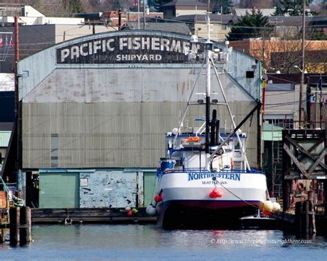 who owns fv seabrooke f v northwestern deadliest catch crab boat the view