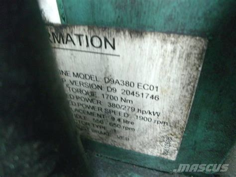 volvo fm9 engine used volvo fm9 engine engines year 2003 for sale mascus usa
