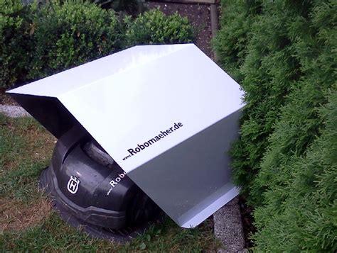 Hagelplane Auto by Garage F 252 R Ihren Rasenroboter Wichtig Besonders Bei Hagel