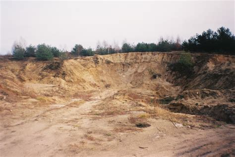 pit gravel file gravel pit debiny osuchowskie jpg wikimedia commons