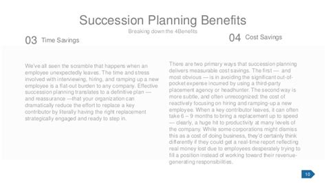 bench strength succession planning keys to succession planning